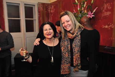 Bonnie Voland and Amanda Archibald (IM Global)